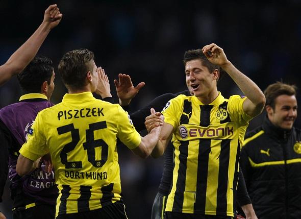 Champions League Results: Borussia Dortmund Defeats Real ...