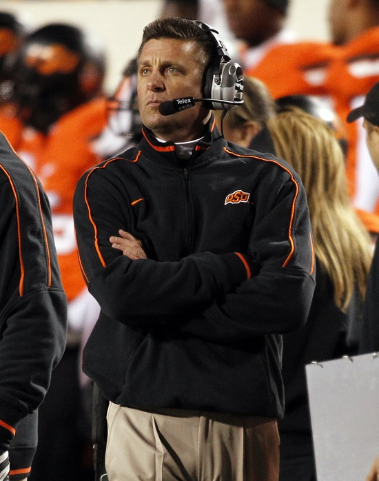Oklahoma State Sports Illustrated Story: Mike Gundy Issues ...
