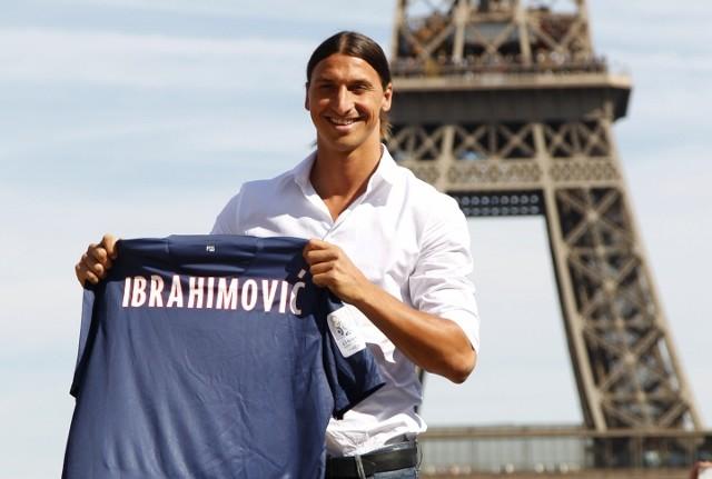 Transfer News: Zlatan Ibrahimovic Signs for PSG : US : Sports ...
