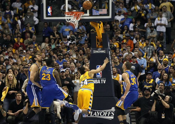 NBA Playoffs 2013 Schedule: All Tuesday Matchups with Game ...