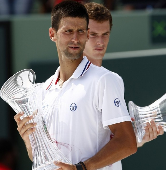 Murray Djokovic Live Stream